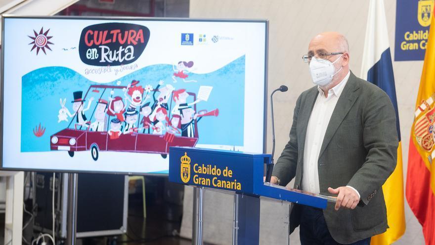 El Cabildo de Gran Canaria apuesta por la cultura para ayudar a las personas más vulnerables en la pandemia