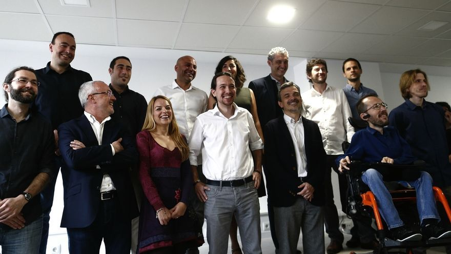 Podemos quiere convertir los comicios en una primera vuelta de las generales, con Madrid y Valencia como objetivos