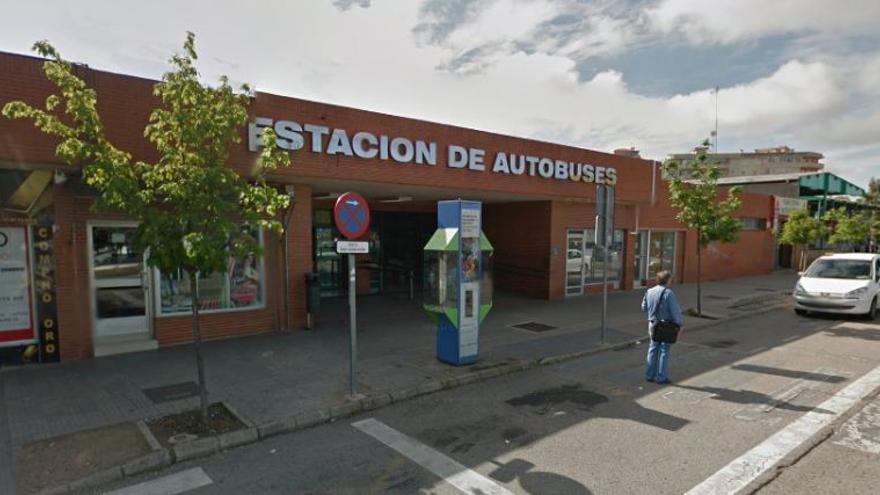 Estación autobuses Cáceres