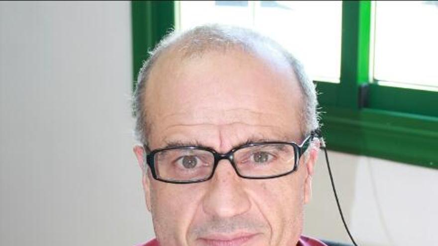 Francisco José Sanatana, agente de medio ambiente fallecido en La Palma