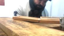 Elaboración artesanal de puros.