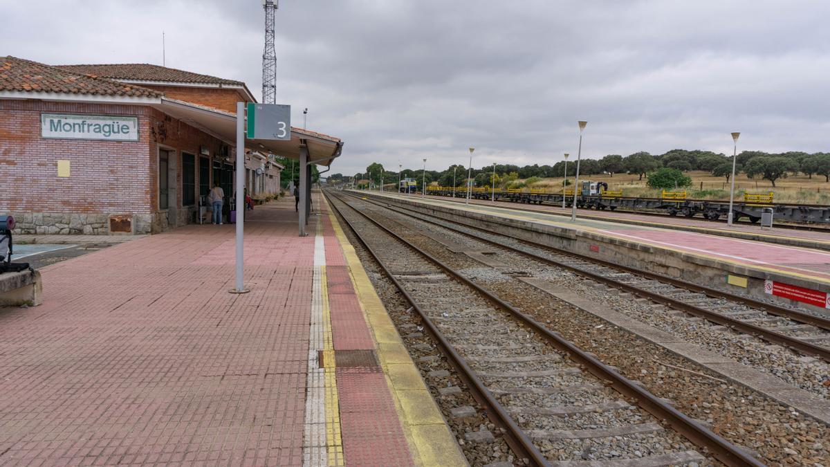 Estación de Monfragüe