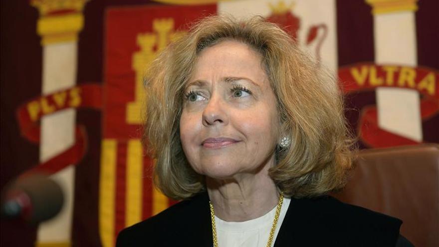 Fiscales piden la dimisión de Madrigal ante la obligación de revisar las causas pendientes