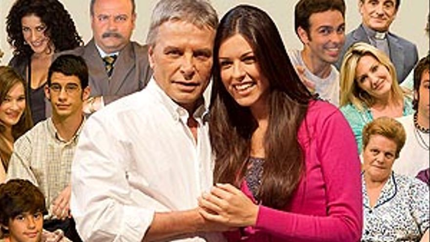 Los protagonistas de la serie.