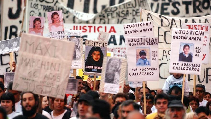 Justicia argentina confirma penas por incendio en discoteca con 194 muertos