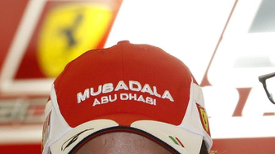 Fernando Alonso. (EUROPA PRESS)