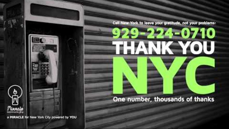 Imagen de Thank You NYC!