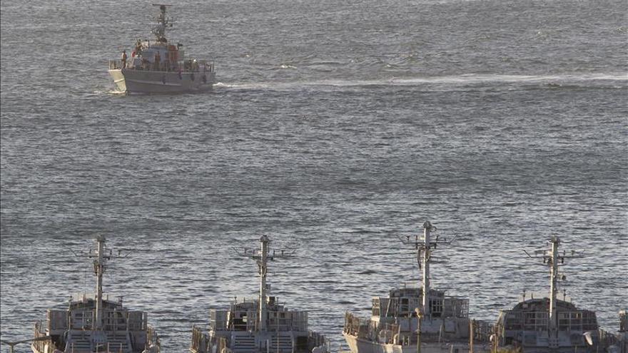 Israel muestra interés por cuatro patrulleros oceánicos españoles