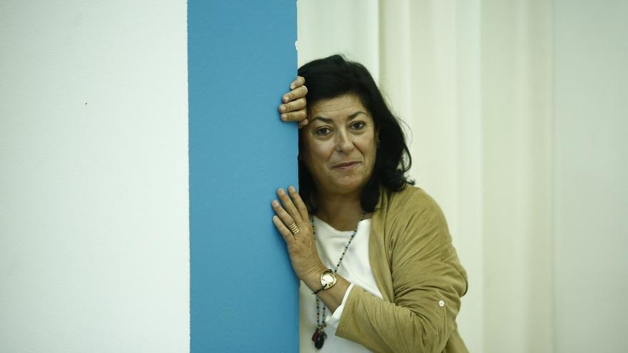 El CAL presenta este martes el nuevo libro de la escritora Almudena Grandes 'Los besos en el pan'