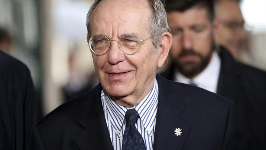 El ministro de Economía italiano dice el acuerdo para rescatar al MPS está próximo