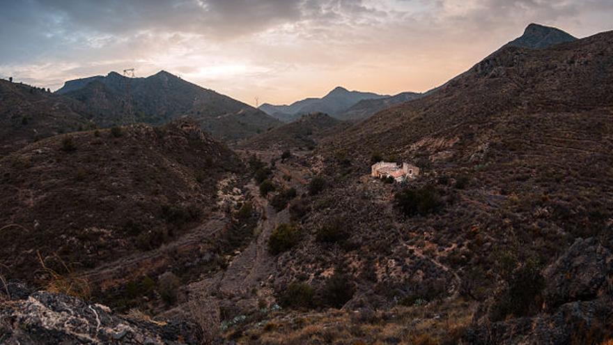 Sierra de Almenara en Águilas