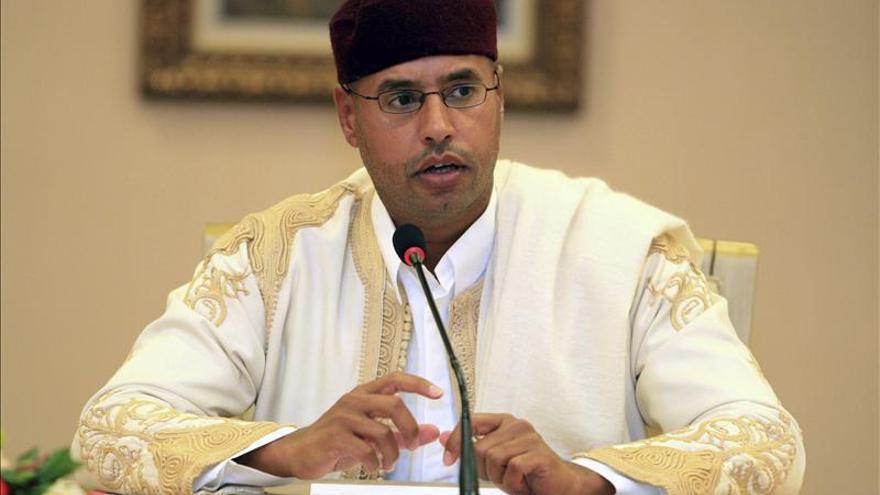 Dos abogados defenderán a Seif al Islam en el caso de la CPI