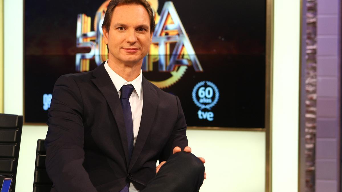 Javier Cárdenas demanda a eldiario.es por las noticias sobre su programa en TVE