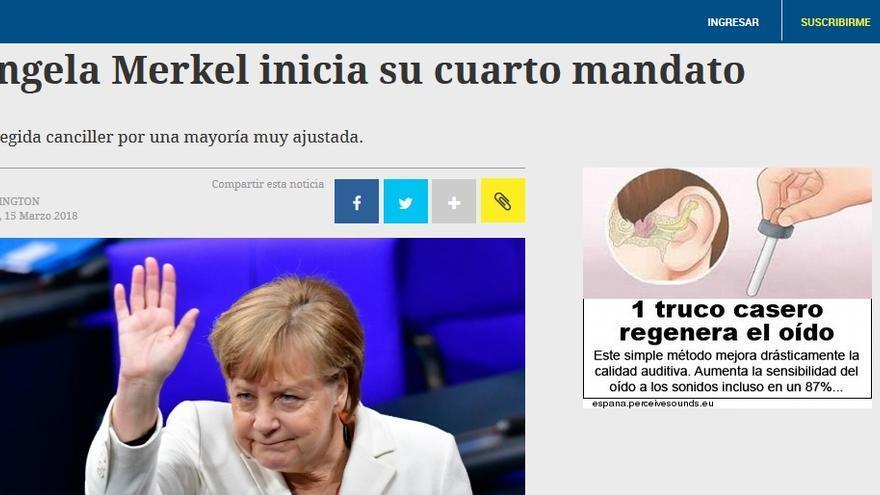 CUARTO MANDATO MERKEL