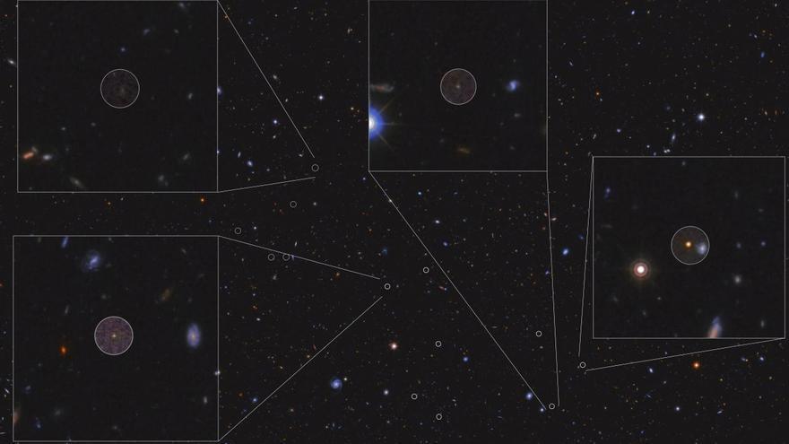 El Gran Telescopio Canarias descubre el mayor cúmulo de galaxias conocido del Universo primitivo