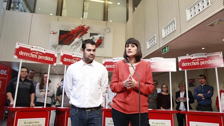 El PSOE recuerda, ante el ascenso de C's, que Podemos no cumplió pronósticos y aspira a ganar por su programa
