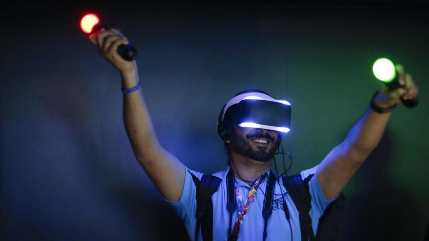 realidad virtual, VR,