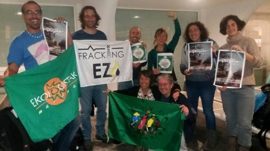 El Ayuntamiento de Barakaldo repartirá por primera vez 14.000 euros de ayudas a entidades que luchan contra el cambio climático