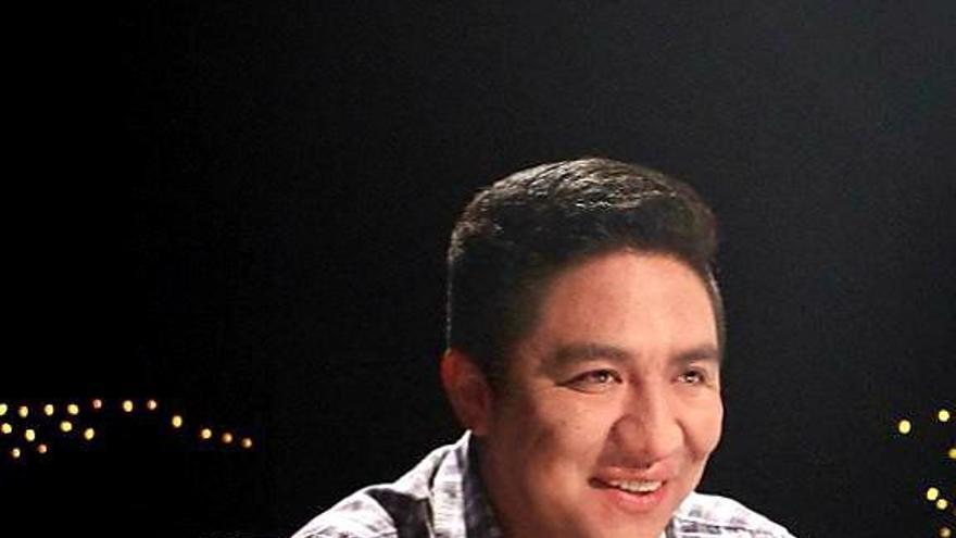 Marcelo Arequipa, doctor en Ciencias Políticas y profesor en La Paz.