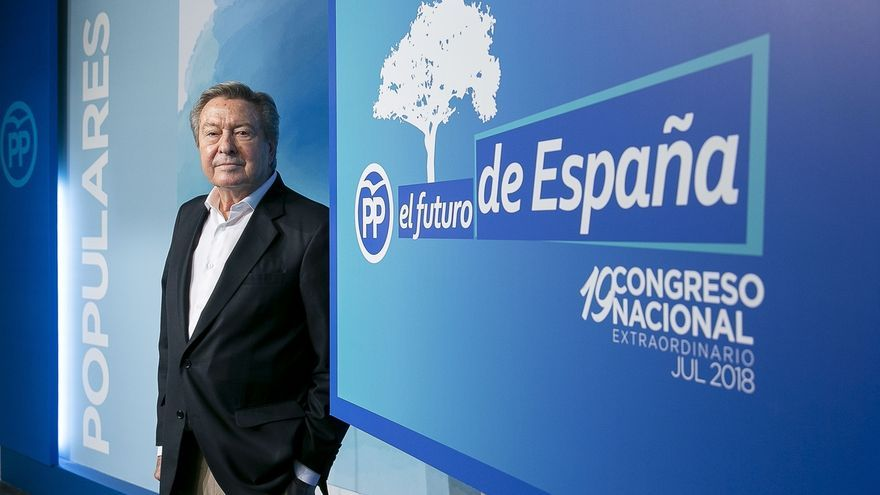 El PP elige 'El futuro de España' como lema de su XIX congreso, que votará el sábado 21 al sucesor de Rajoy