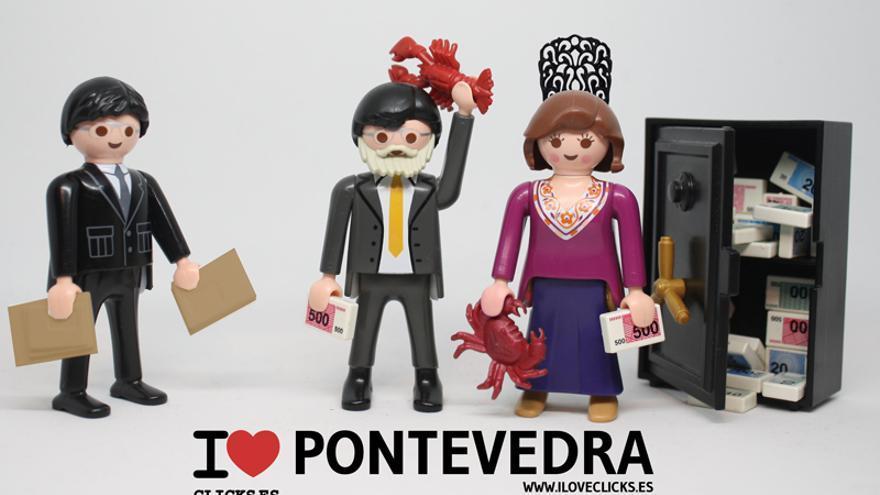 I love Pontevedra