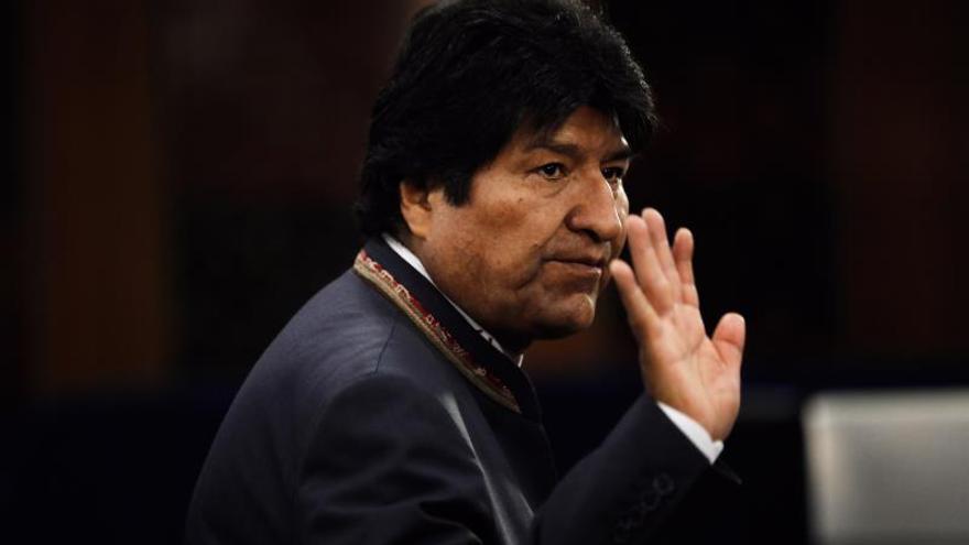 Evo Morales no participa en un debate presidencial desde hace 17 años