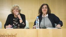 Manuela Carmena sentencia la concejalía de Cultura: del 'omnia sunt communia' al relevo de Celia Mayer