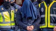 El exmiembro del GAL detenido por yihadismo, en la Audiencia Nacional