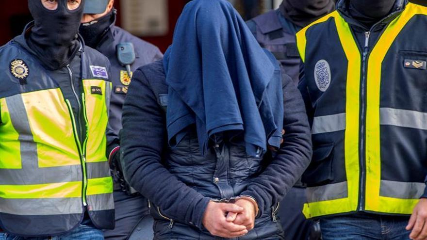 Exmiembro GAL detenido por yihadismo declara hoy en la Audiencia Nacional