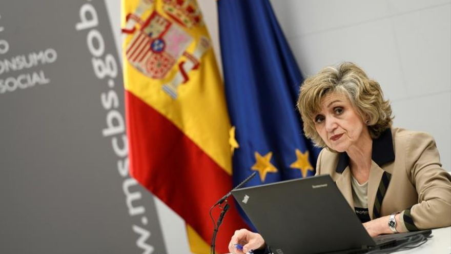 """Carcedo critica que Canarias haya """"alterado"""" el calendario vacunal pactado"""