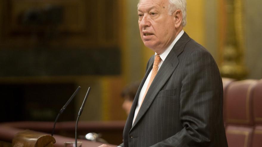"""Margallo dice que España se ha ofrecido como """"honesto mediador"""" entre la UE y EEUU para el acuerdo de comercio"""