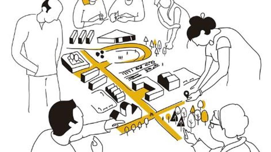 'Escuchar y transformar la ciudad', un proyecto de Paisaje Transversal