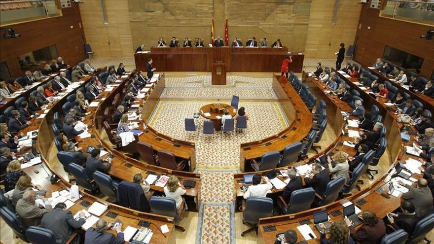 """El """"sudoku"""" de la reforma electoral madrileña"""