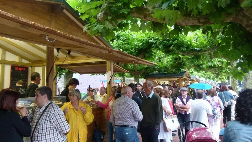 """Torrelavega insta a Hostelería a que celebre la Feria de Día o retire las casetas de La Llama en """"doce horas"""""""