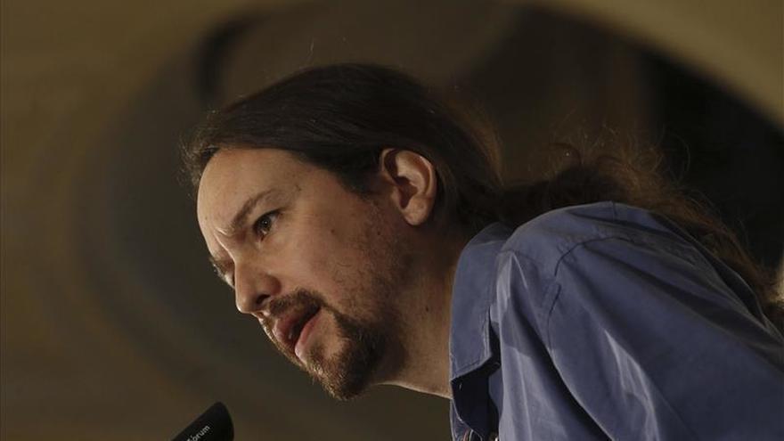 """Iglesias: """"Es mas lo que nos une que lo que nos separa"""" contra el yihadismo"""