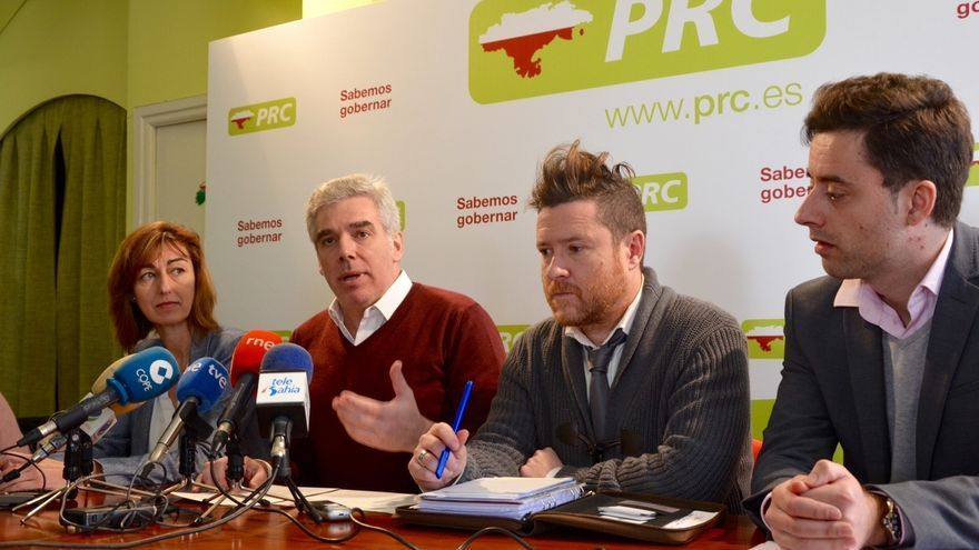 """El PRC acusa al alcalde de """"chantaje"""" ciudadano con el Banco de España y el Archivo Lafuente"""