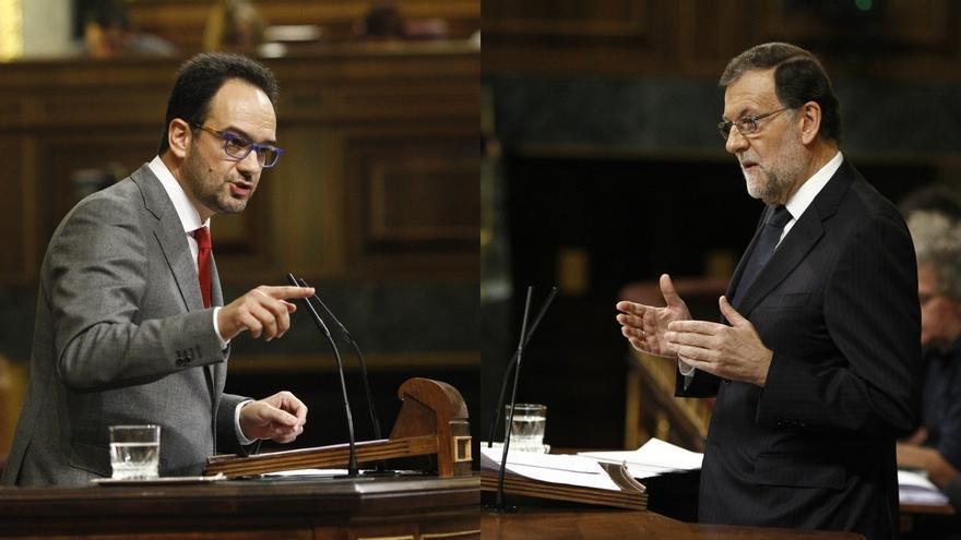 """Rajoy critica la """"sobreactuación"""" de quienes piden derogar la 'ley mordaza' por no ser una demanda social"""