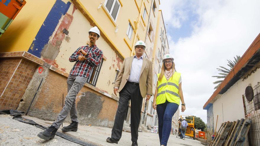 El concejal de Urbanismo, Javier Doreste.