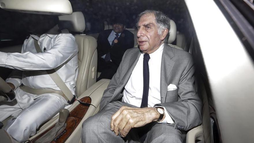 Ratan Tata niega negocios con Milchán ante las acusaciones contra Netanyahu