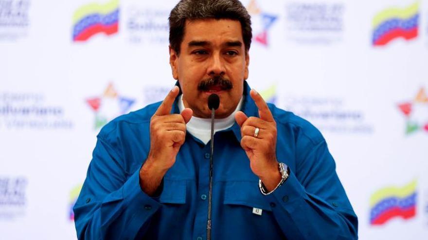 Maduro asegura que el expresidente colombiano Álvaro Uribe planea asesinarlo
