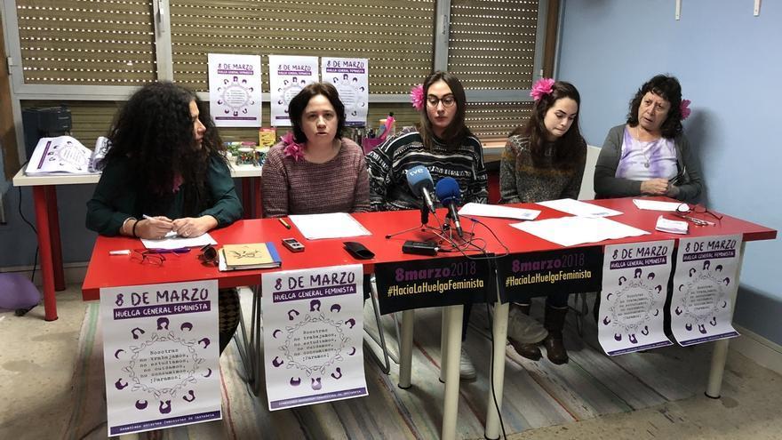 Asambleas feministas instan a las mujeres a participar en la huelga del 8 de marzo, que culminará con una manifestación
