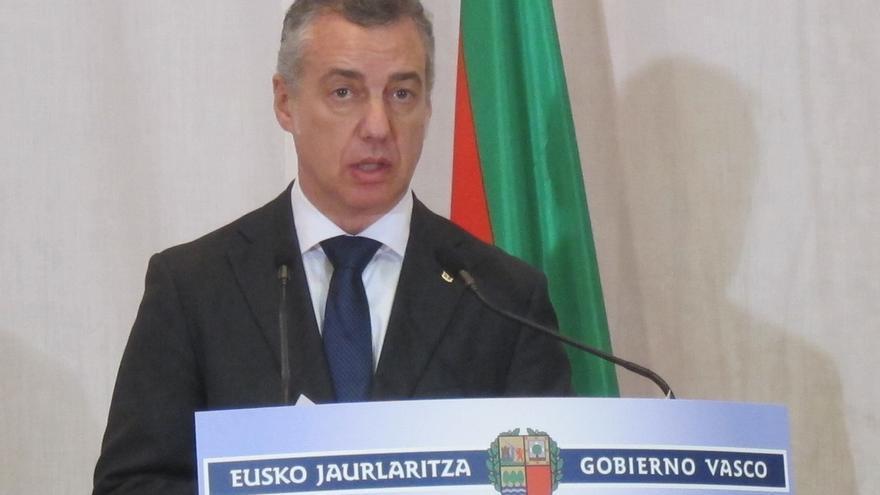 """Urkullu dice que los """"vetos cruzados"""" de las cuatro grandes formaciones hacen """"probable"""" que haya nuevas elecciones"""