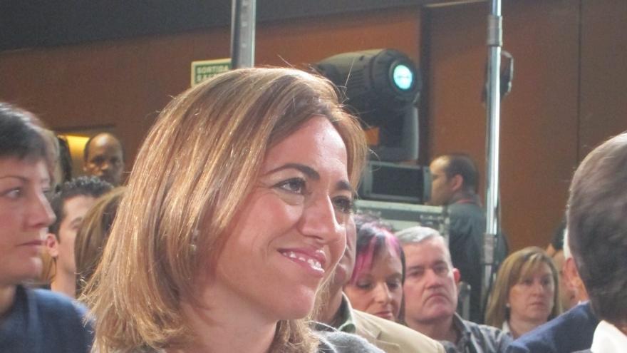"""Chacón urge a un """"combate urgente"""" contra la corrupción y """"generalizado"""" a todos los partidos"""