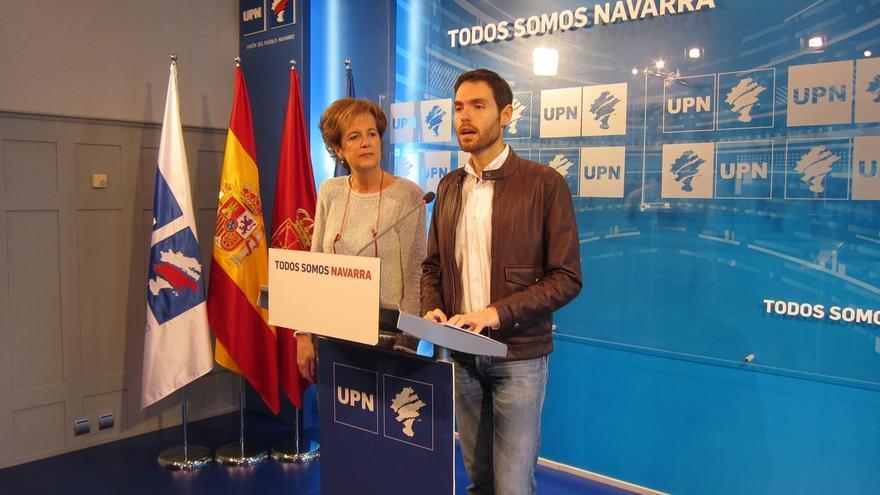 """UPN pide a Salud medidas para las consultas sucesivas y advierte de la situación de """"ilegalidad"""" con San Juan de Dios"""