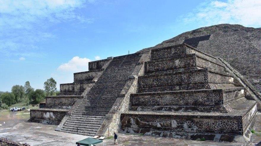 Expertos mexicanos descubren la representación del inframundo en Teotihuacan