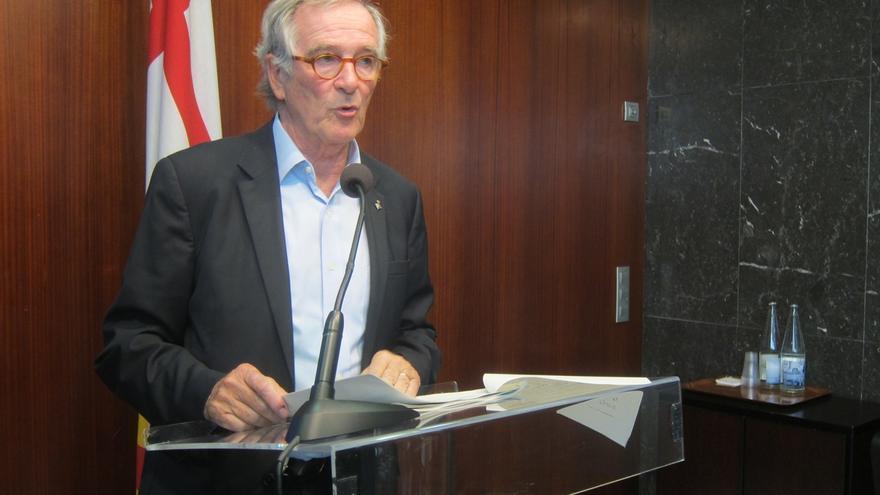 El exacalde de Barcelona y líder municipal de CiU, Xavier Trias