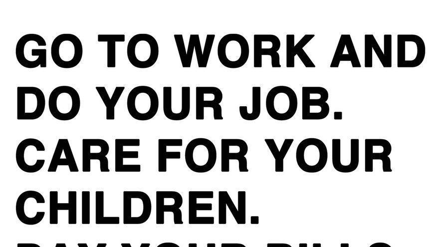 Go to Work de Noah Cicero