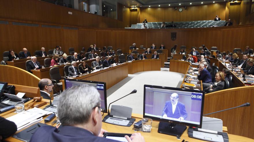 Uno de los últimos plenos de las Cortes de Argón en la anterior legislatura