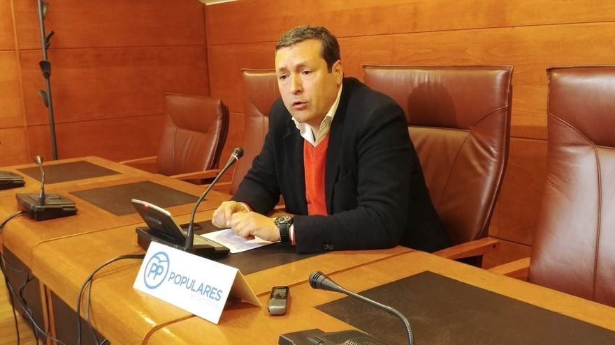 """PP insta al Gobierno a que deje de """"marear la perdiz"""" y """"se ponga a trabajar"""" en el proyecto de La Pasiega"""