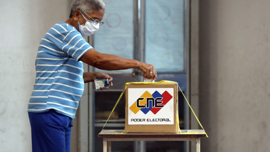 Las elecciones locales y regionales de Venezuela serán el 21 de noviembre